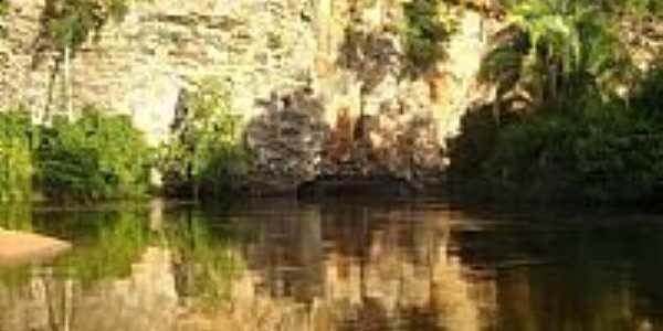 Cocos-BA-Paredões do Rio Itaguari-Foto:rioitaguaricocosbahia