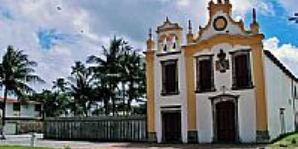Igreja de N.Sra.da Piedade construida no final do século XVII em Jaboatão dos Guararapes-PE-Foto:Mr Pedroso