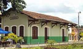 Jaqueira - Antiga Estação Ferroviária em Jaqueira-PE-Foto:Sergio Falcetti