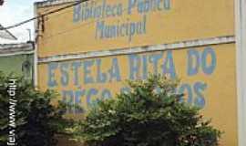 Jaqueira - Biblioteca Pública Municipal em Jaqueira-PE-Foto:Sergio Falcetti