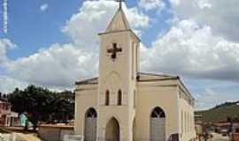 Jaqueira - Igreja de N.Sra.Aparecida em Jaqueira-PE-Foto:Sergio Falcetti