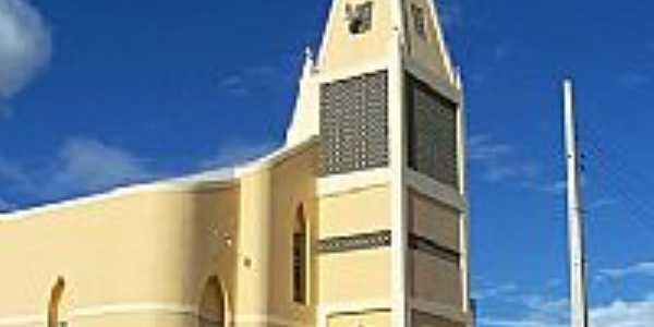 Igreja de Jataúba foto por Edilson Benvenutti