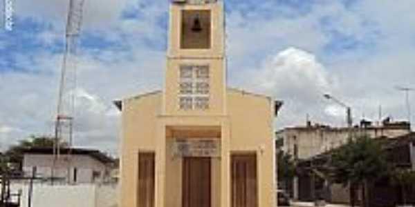 Igreja de S�o Pedro em Jata�ba-PE-Foto:Sergio Falcetti