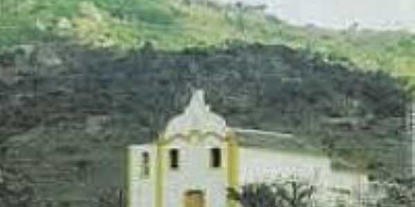 Capela de Jenipapo-Foto:camarasanharo