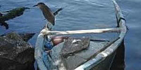 Barco de pescador-Foto:flickriver.com