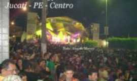 Jucati - Banda Calipso nas Festividades da padroeira  Por Aluysio Shekinah Morais