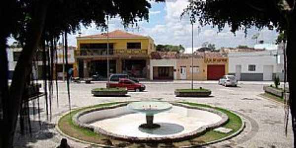 Jupi-PE-Praça da Matriz-Foto:Elio Rocha
