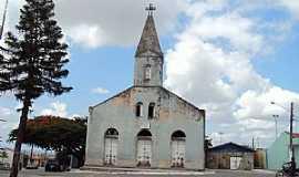 Jurema - Jurema-PE-Igreja de Santo Antônio no Distrito de Queimada-Foto:Sergio Falcetti