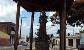 Jurema - Jurema-PE-Imagem em homenagem à Santo Antônio no Distrito de Queimada-Foto:Sergio Falcetti