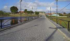 Jurema - Jurema-PE-Ponte sobre o Açude-Foto:André S Rocha
