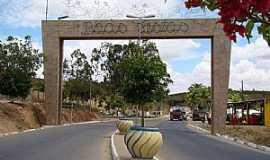 Jurema - Jurema-PE-Pórtico de entrada da cidade-Foto:Maglem