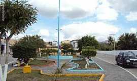 Jurema - Jurema-PE-Praça Cristo Redentor-Foto:Sergio Falcetti