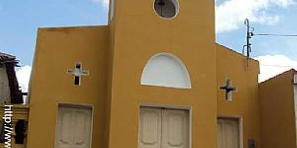 Jurema-PE-Capela de São Sebastião-Foto:Sergio Falcetti