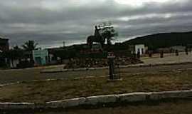 Jutaí - Estátua do Vaqueiro de Jutaí-Foto:ADALBERTO ELETRICIST…
