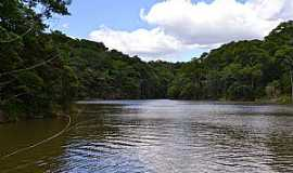 Lagoa dos Gatos - Lagoa dos Gatos-PE-Reserva Ecológica Pedra D´Anta-Foto:historiasecenariosnordestinos