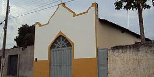 Lagoa Grande-PE-Igreja de São Francisco-Foto:Sergio Falcetti