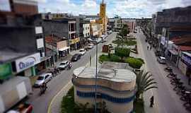 Lajedo - Imagens da cidade de Lajedo - PE Praça Santo Antônio