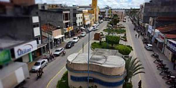 Imagens da cidade de Lajedo - PE Praça Santo Antônio