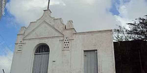 Limoeiro-PE-Capela do Cristo Redentor-Foto:Sergio Falcetti