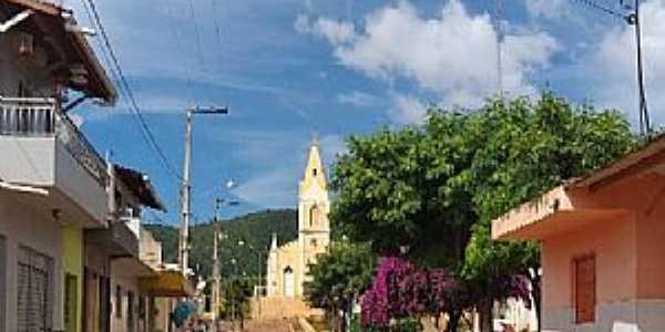 Imagens do Distrito de Luanda no Município de Serra Talhada-PE