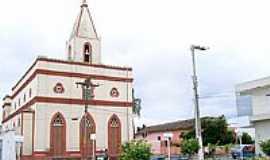Macaparana - Praça e Igreja Matriz