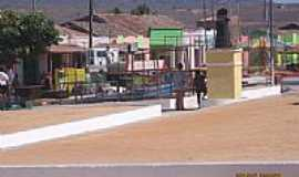 Manari - Centro de Manari-Foto:GJOLIVEIRA