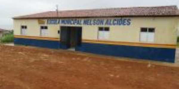 ESCOLA MUNICIPAL NELSON ALCIDES, Por Educação
