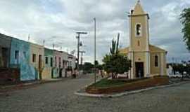 Mandacaru - Igreja Matriz de Mandacaru-Foto:Toni Abreu