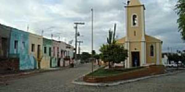 Igreja Matriz de Mandacaru-Foto:Toni Abreu