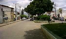 Conceição do Almeida - Conceição do Almeida-BA-Praça no centro da cidade-Foto:gervanioweb