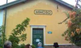 Mimoso - Antiga Estação ferroviária, atual Fundação Possidôneo Tenório De Brito, Por Alberto gomes