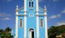 Mimoso - Igreja Matris da Vila, Por Alberto gomes