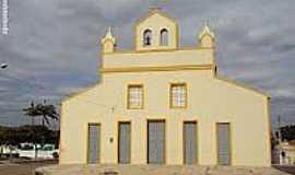 Mirandiba - Igreja da Sagrada Família em Mirandiba-Foto:Sergio Falcetti