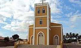 Mirandiba - Igreja de São João Batista em Mirandiba-Foto:Sergio Falcetti