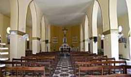 Moreilândia - Moreilândia-PE-Interior da Igreja de Santa Teresinha do Menino Jesus-Foto:ALECILDES