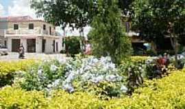 Moreilândia - Moreilândia-PE-Jardins da cidade-Foto:jucier