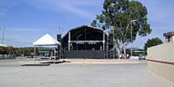 Moreilândia-PE-Praça de Eventos-Foto:jucier