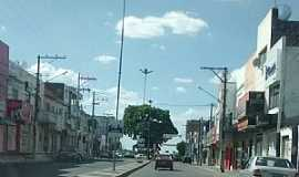 Conceição do Coité - Rua João Benevides