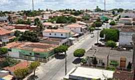 Conceição do Coité - Conceição do Coité-BA-Vista parcial da cidade-Foto:cerrado