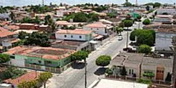 Concei��o do Coit�-BA-Vista parcial da cidade-Foto:cerrado