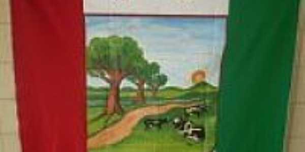 Bandeira de Mulungu-Foto:michelquerino