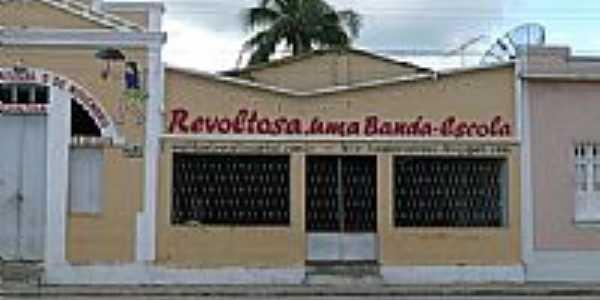Sede da Revoltosa-Foto:Alexandre SantaClara