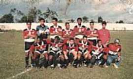 Conceição do Jacuípe - Esporte Club Famengo das Pindobas,em Berimbau, Conceição do Jacuípe-BA-Foto:jacuipenoticias.