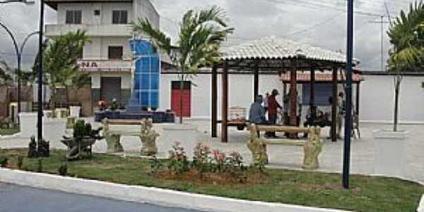 Praça Antonio Nicolau da Mata - Conceição do Jacuípe - BA