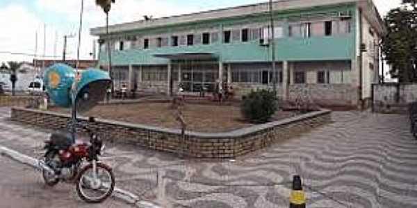 Concei��o do Jacu�pe-BA-Prefeitura Municipal-Foto:santoamaronoticias.com