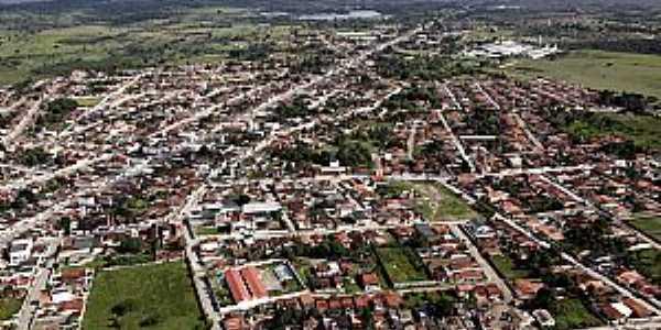 Conceição do Jacuípe-BA-Vista aérea-Foto:Carlos Augusto