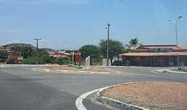 Orocó - Orocó-PE-Trevo de acesso-Foto:Jorge Hirata