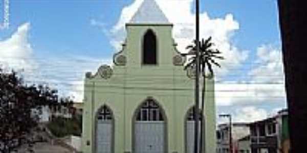 Palmares-PE-Igreja de Santo Amaro-Foto:Sergio Falcetti