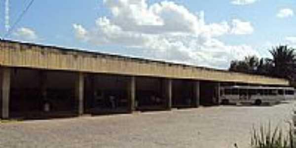 Palmares-PE-Terminal Rodoviário-Foto:Sergio Falcetti