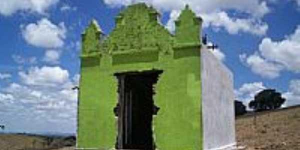 Capela de São Severino dos Ramos em Palmeirina-PE-Foto:Elio Rocha